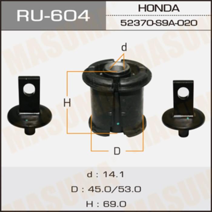 Сайлентблок MASUMA RU604 2879999