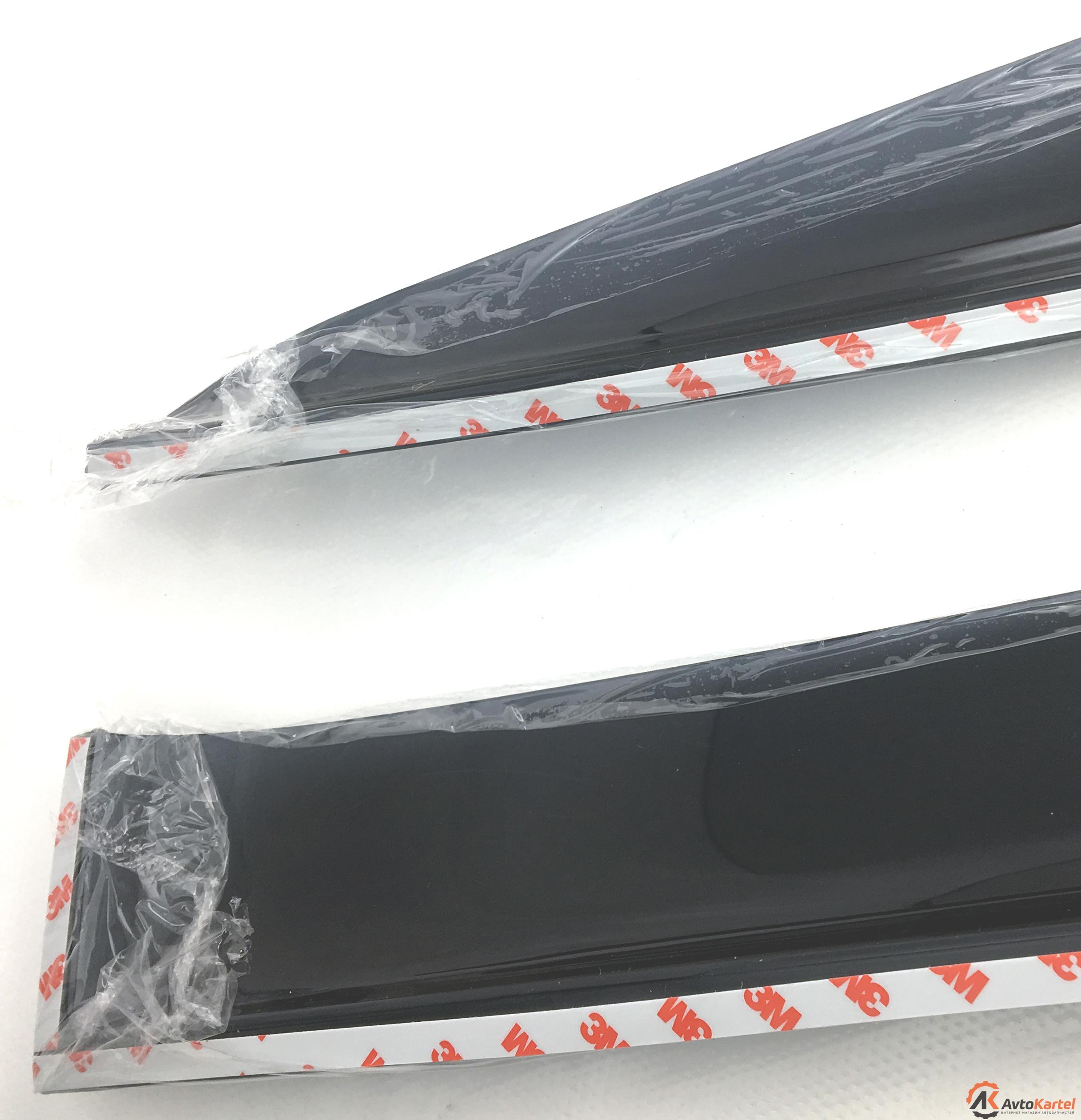 Комплект дефлекторов (ветровиков) серия CORSAR Gee 883