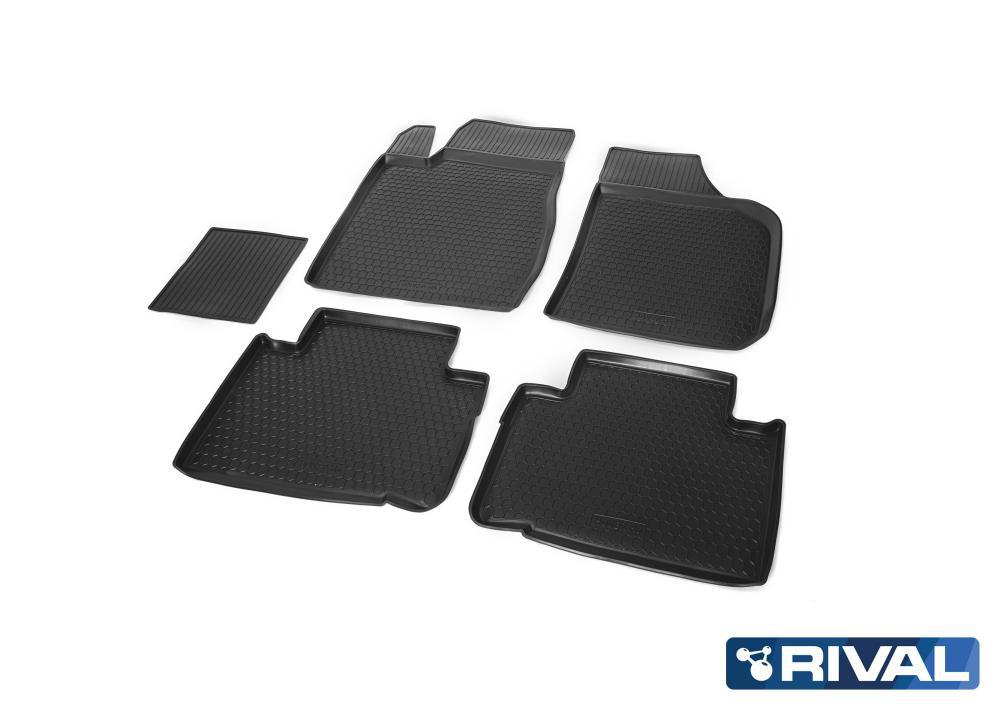 Комплект автомобильных ковриков Great Wall Hover H 03001