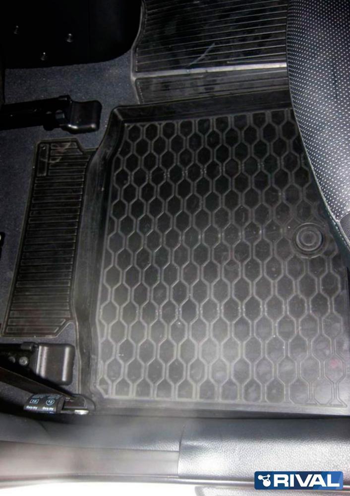 Комплект автомобильных ковриков Hyundai i40 SD, WA 03001